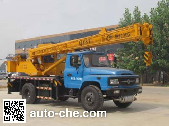 Автокран Chengliwei  QY8T CLW5100JQZQY8T
